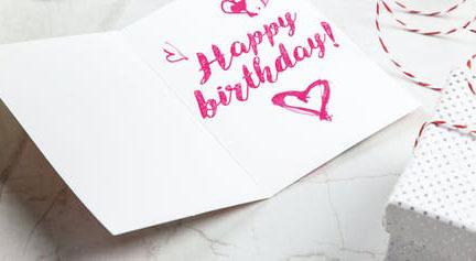 5 דברים לזכור ליום הולדת הבא שלך
